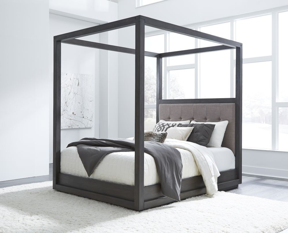 Oxford Canopy Bed