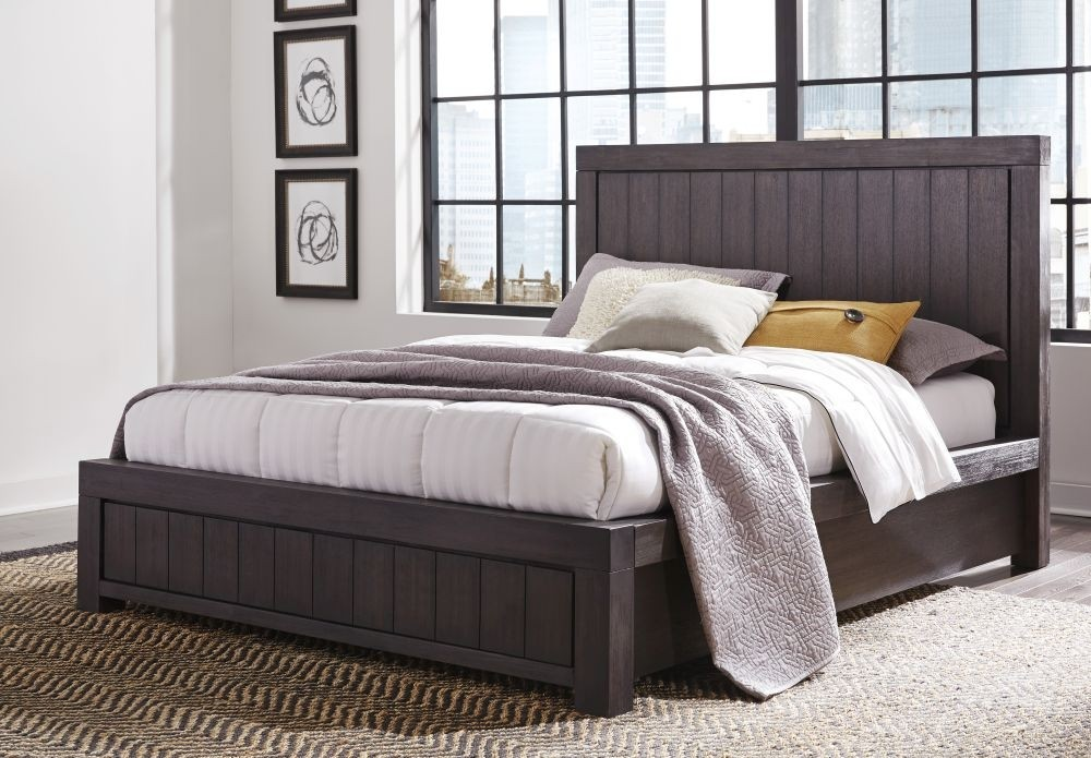 Heath Platform Bed