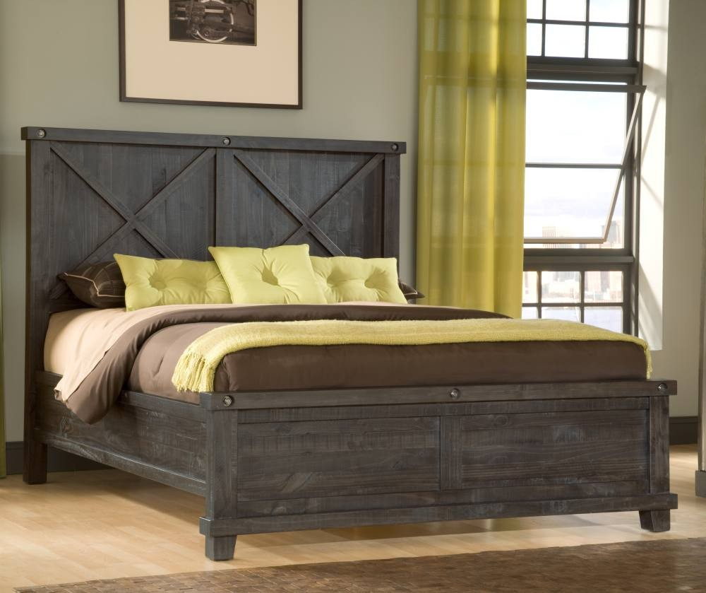 Yosemite Low-Profile Bed
