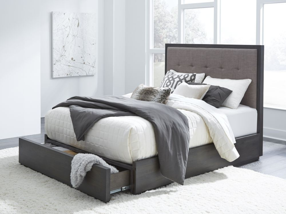 Oxford Storage Bed