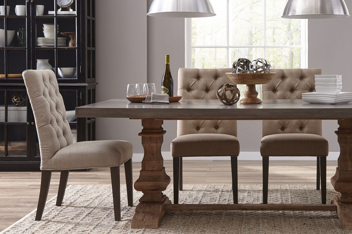 Crossroads Thurston Table with Kathryn Chairs
