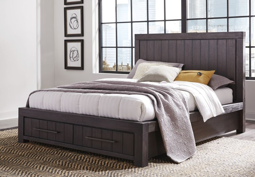 Heath Storage Bed