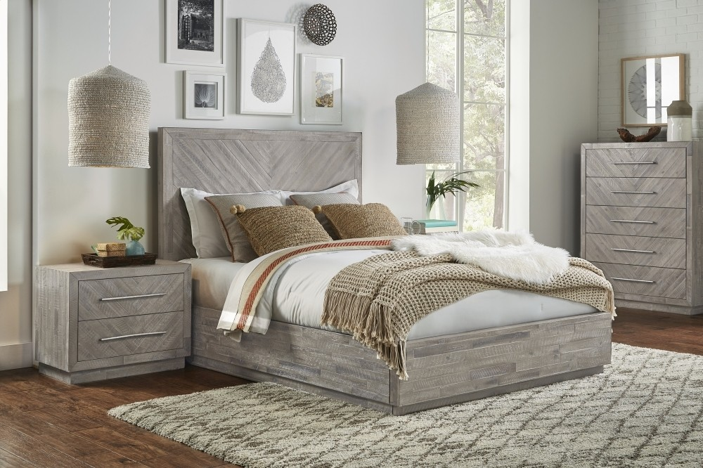Alexandra Storage Bed
