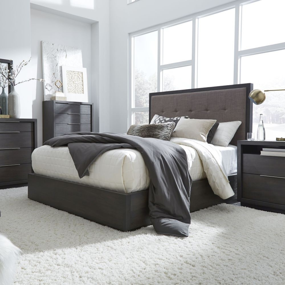 Oxford Platform Bed